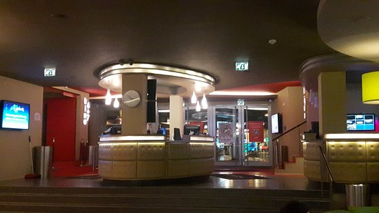 Bruchsal, Germany: Cineplex