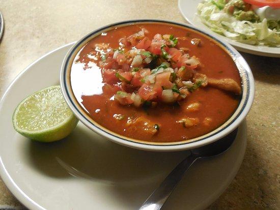 La Fiesta Mexican Restaurant Menudo