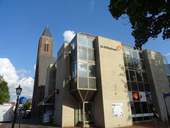 Openbare Bibliotheek Bussum: -BUSSUM;  BIBLIOTHEEK BUSSUM-