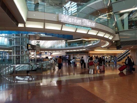 Haneda Airport Terminal 2 Departure Area Airport Lounge