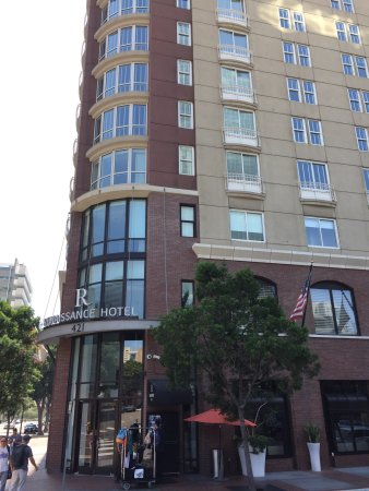 Renaissance San Diego Downtown Hotel: Renaissance Hotel (formerly 'W Hotel') - San Diego, CA