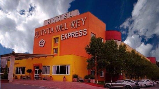 Quinta del Rey Express: Hotel