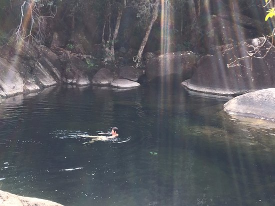 Hinchinbrook Island: plenty of room to stretch out your swimming muscles
