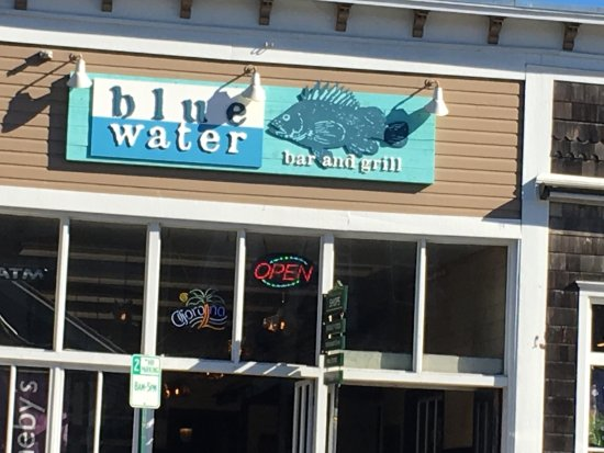 Picture of blue water bar grill friday harbor tripadvisor - Blue water bar and grill ...