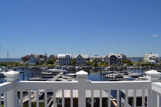 Balcony - Picture of The Inn at Bald Head Island - Tripadvisor