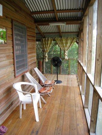 Ladyville, Belice: Deck