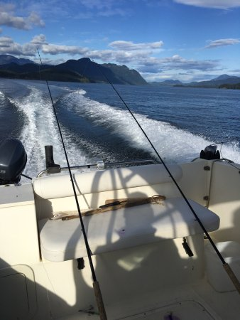 Campbell River, Kanada: Genialster Fishing Trip den ich je hatte !! Kann ich wirklich weiter empfehlen!!👍🏼