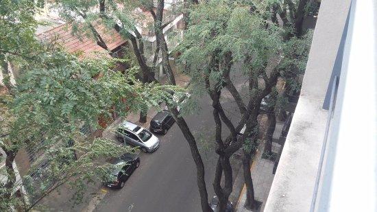 Esplendor Palermo Soho: vista desde el balcon calle Guatemala