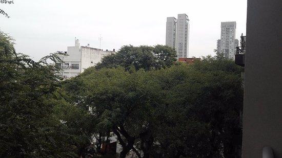 Esplendor Palermo Soho: vista desde el balcon