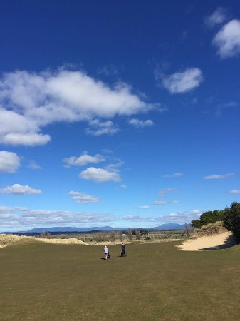 Bridport, Australia: Lost Farm Dunes golf course