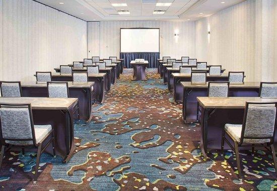 Dallas Marriott Suites Medical/Market Center: Meeting Room - Classroom Setup