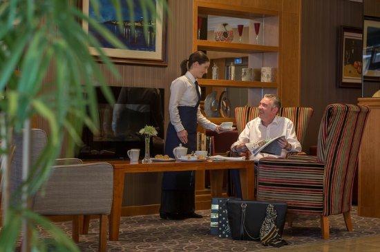 Maldron Hotel Derry: Lobby