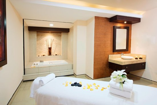 Hilton Colon Guayaquil: Elements Spa