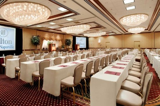Lisle, IL: Meetings Are Our Business