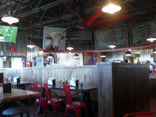 Cadiz, KY: Triplet's inside dinning area shot #1