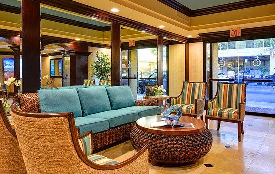 Empress Hotel - A Greystone Hotel: Empress La Jolla - Lobby