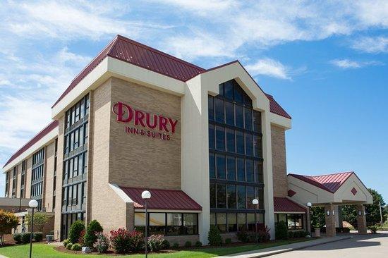 drury inn suites cape girardeau 95 1 0 5 updated. Black Bedroom Furniture Sets. Home Design Ideas
