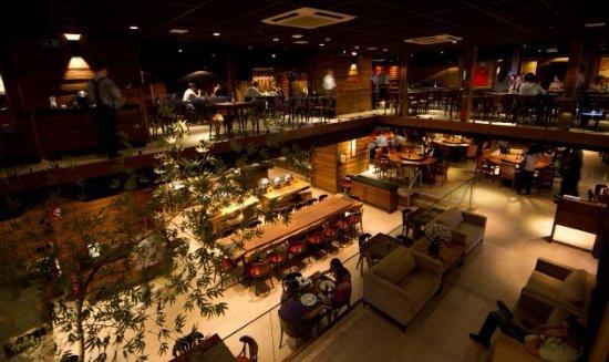 Excelente Restaurante Coco Bambu Brasília Shopping