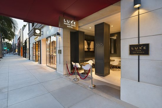 Luxe Rodeo Drive Hotel Updated 2017 Prices Amp Reviews