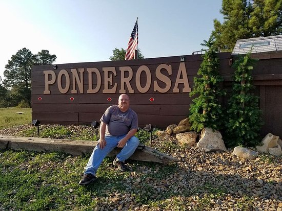 Ponderosa Family Restaurant Grill A Great Little In The East Mountains Our