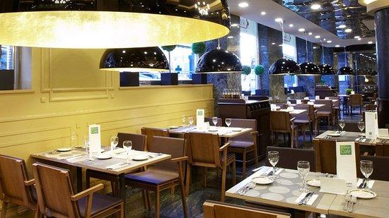 Holiday Inn Andorra: Restaurant