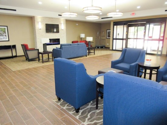 Piedmont, SC: Lobby