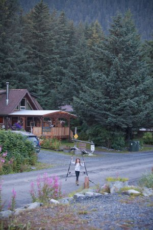 Alaska Paddle Inn: Gorgeous scenery