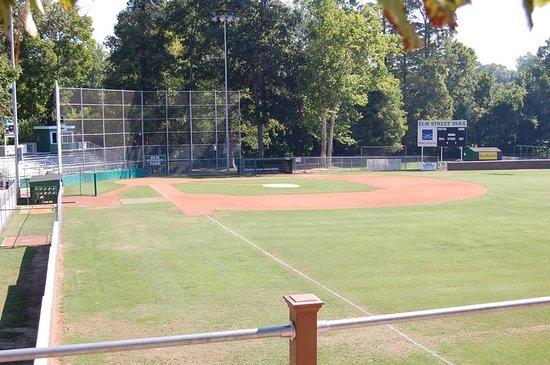 Hilton Greenville: Elm Street Ballpark