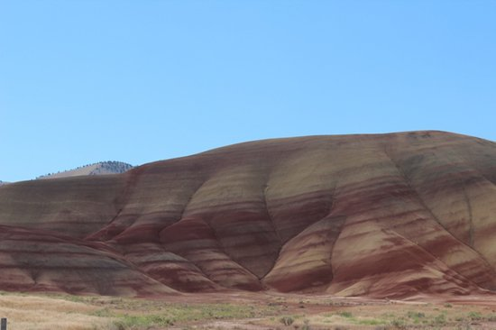 John Day Fossil Beds National Monument: Inigualable