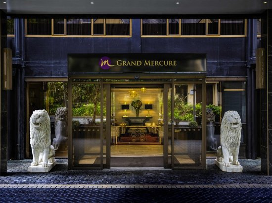 Grand mercure wellington updated 2017 prices hotel for 16 the terrace wellington