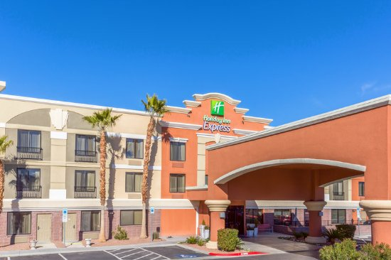 Holiday Inn Express Henderson: Hotel Exterior