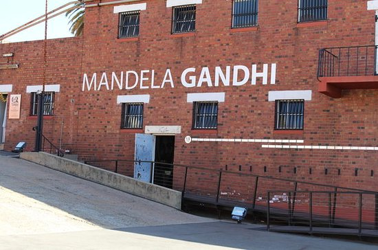 Constitutional Hill and Apartheid ...
