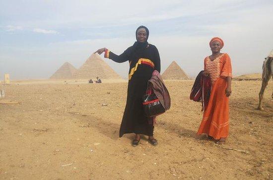 2 dages tur Cairo og Pyrmaids
