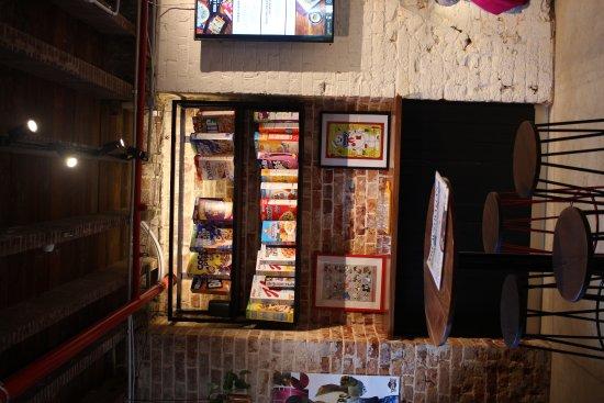 Interior Decor Picture Of Cereal Sandwich Bar Perth Tripadvisor