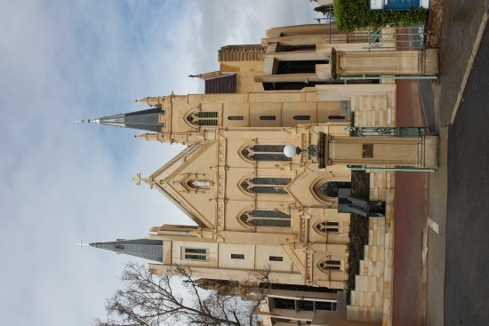 St. Mary's Cathedral: The external Building