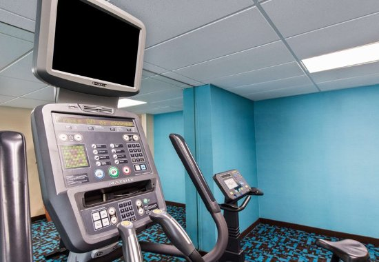 Fairfield Inn & Suites Fort Myers Cape Coral: Fitness Center