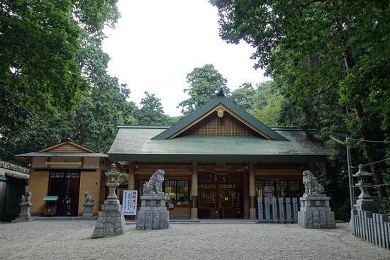 ‪Matsusaka Shrine‬