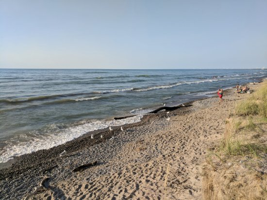 Just for You B&B: Lake Huron, less than an hour drive.