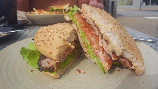 Blairgowrie, Australia: Gluten Free BLT