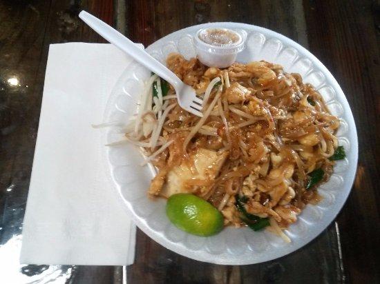 Thai Food Redmond Oregon