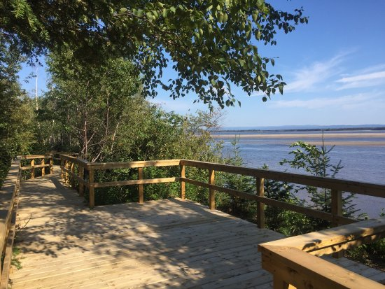 Happy Valley-Goose Bay, Kanada: Birch Island Trail