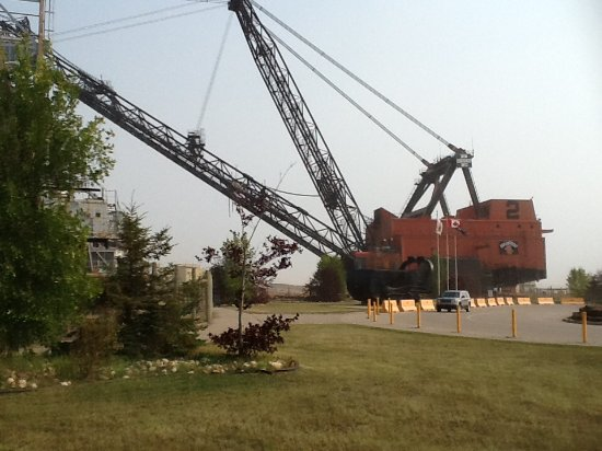 Fort McMurray, Canadá: A giant of mining.