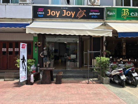 Joy Joy Scuba