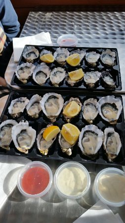George Town, Australia: The best oysters in Tasmania