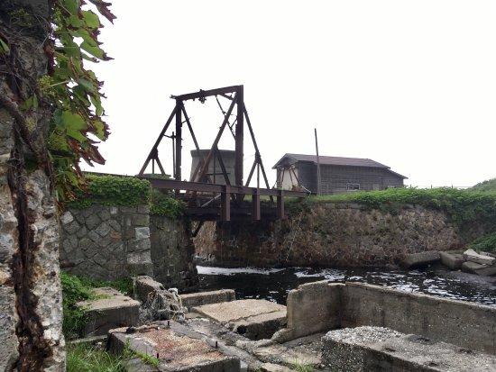 Oma Port Ruins