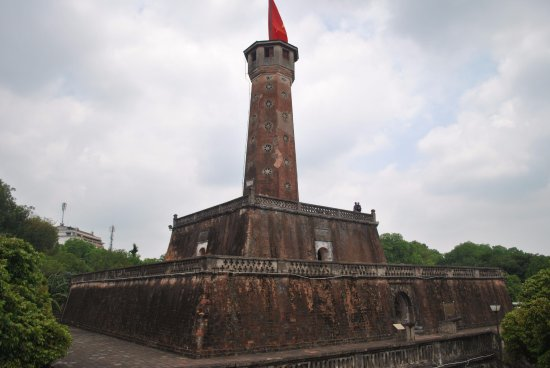 Hanoi Flag Tower (Vietnam) - Review - TripAdvisor