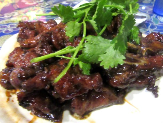 Coffee Flavored Spare Ribs, Layang Layang, Milpitas, CA