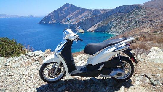 Folegandros Moto Rent