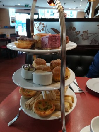 Forget The Calories Just Relax Patisserie Valerie Liverpool