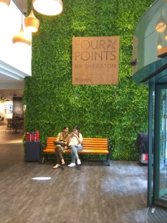 Four Points by Sheraton Brussels: IMG_20170604_100904_large.jpg